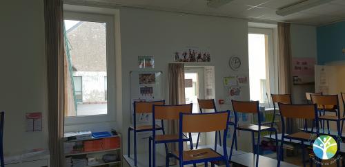 Des rideaux pour toutes les classes !